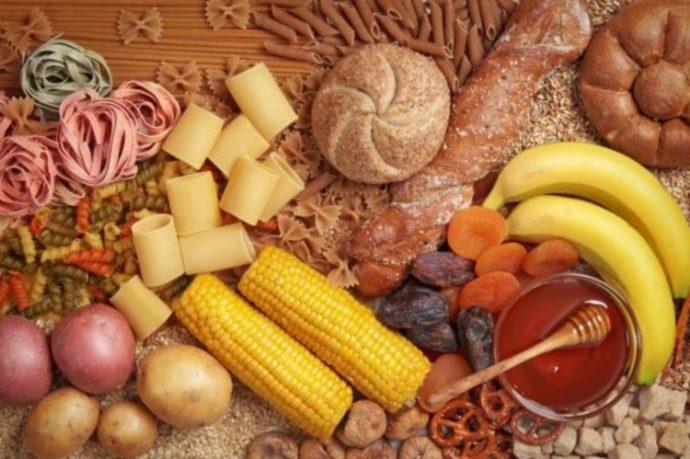 διατροφή, υδατάνθρακες