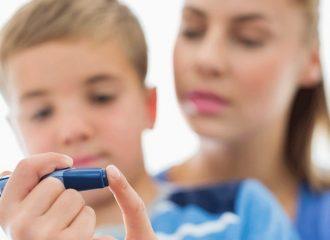 Διαβήτης σε παιδιά