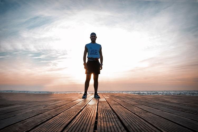Νίκος Λαμπρούλης: «Έμπνευση για να πάω ένα χιλιόμετρο παρακάτω αποτελεί κάθε άνθρωπος με Διαβήτη»