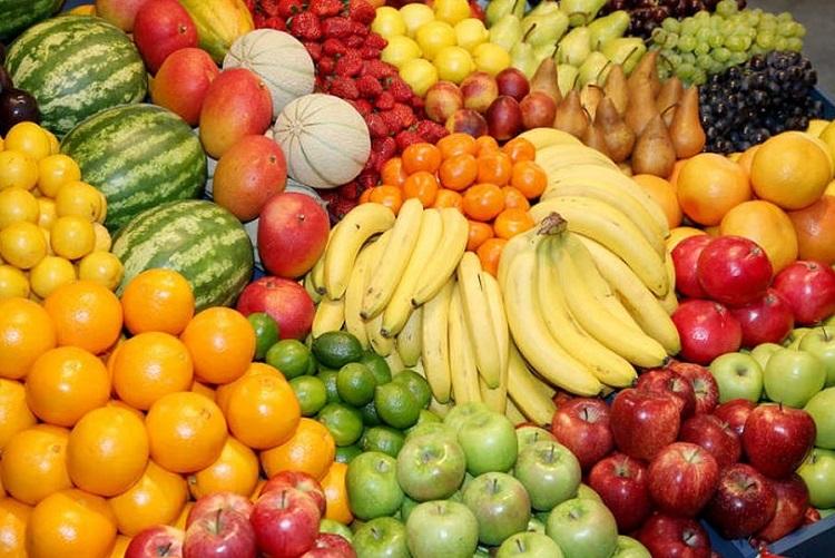 Αυτά είναι τα 5 φρούτα με τους περισσότερους Υδατάνθρακες