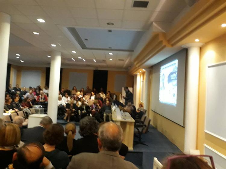 Επιτυχής η εκδήλωση του ΣΥ.Ν.Ε.Δ στις 10 Νοεμβρίου 2018 με θέμα : «H Εκπαίδευση στο Σακχαρώδη Διαβήτη»