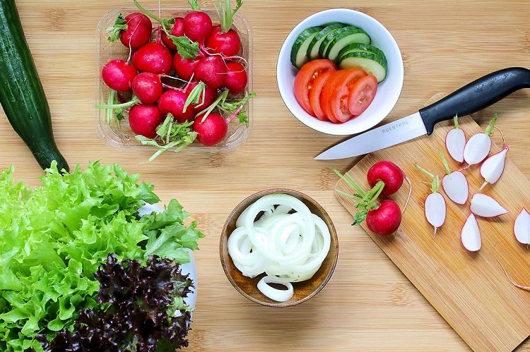 Η σαλάτα, τα οφέλη και οι παγίδες της