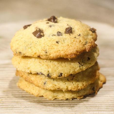 Απολαυστικά Cookies με Φουντούκι, χωρίς ζάχαρη!