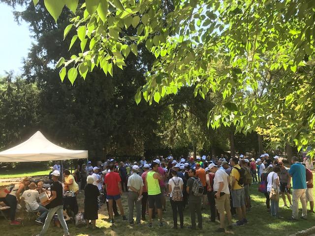 Μαζική συμμετοχή στο 1ο DIABETES RUN που διοργάνωσε ο Σύλλογος Διαβητικών Αθήνας στον Εθνικό Κήπο στις 16 Ιουνίου 2019